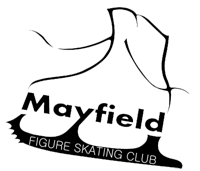 Mayfield Figure Skating Club Logo